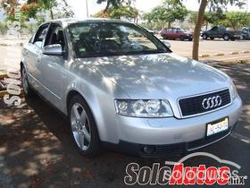 2002 AUDI A4 1.8T LUXURY TIPTRONIC