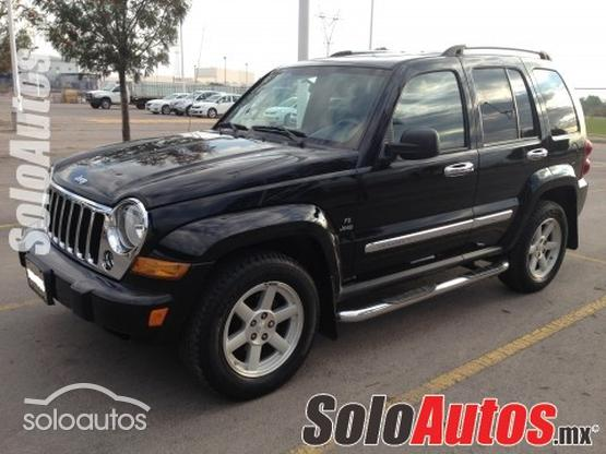 2007 Jeep Liberty Limited 4X2