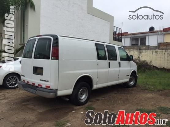 2001 CHEVROLET EXPRESS VAN (OLD) 8 PASS. D