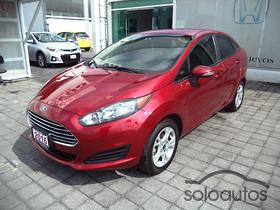 2016 Ford Fiesta SE MT