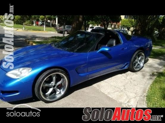 2001 CHEVROLET CORVETTE (OLD) COUPE M