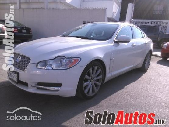 2010 Jaguar XF 5.0 V8 Premium Luxury