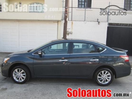 2013 Nissan Sentra Advance MT