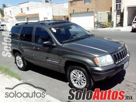 2001 Jeep Grand Cherokee LIMITED 4X2