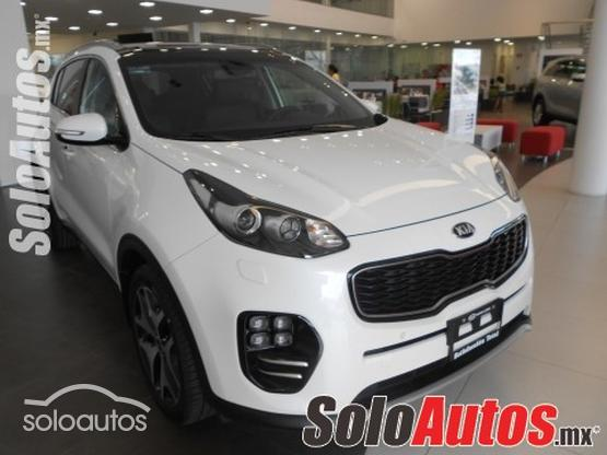 2016 KIA SPORTAGE SXL 2.4 AT