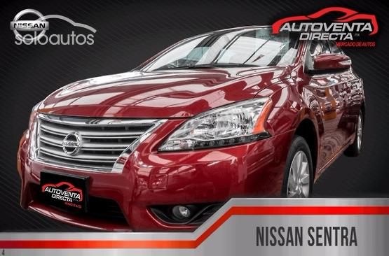 2016 Nissan Sentra Advance MT