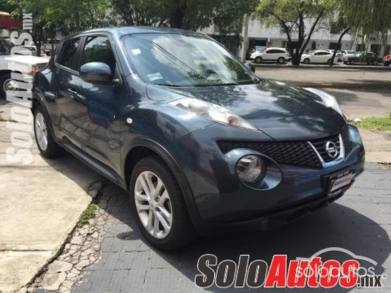 2014 Nissan Juke Exclusive MT