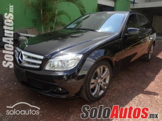 2010 Mercedes-Benz Clase C C 200 Kompressor AT