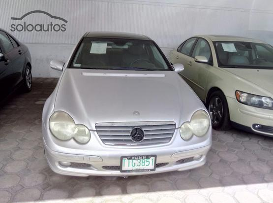 2002 Mercedes-Benz Clase CL CL 230 KOMPRESSOR EVOLUTION