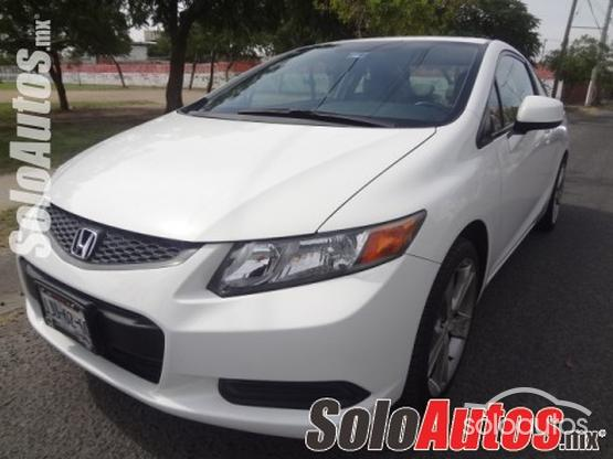 2012 Honda Civic Si Coupe MT