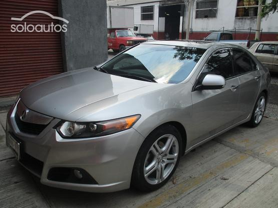 2010 Acura TSX 2.4L 5AT