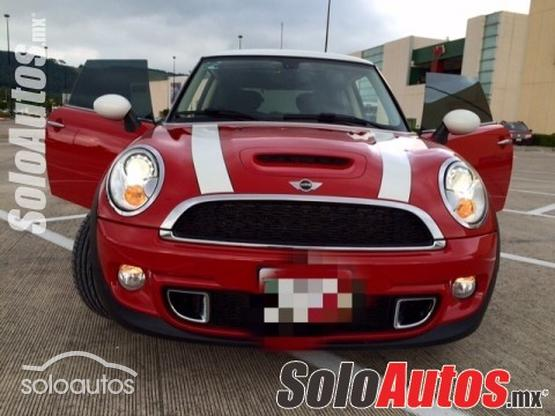 2013 MINI Mini Cooper S Hot Chili AT