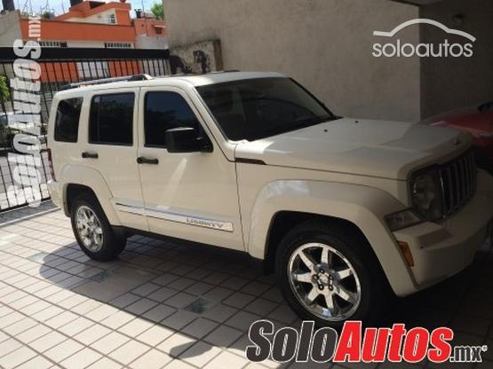 2009 Jeep Liberty Limited 4X4