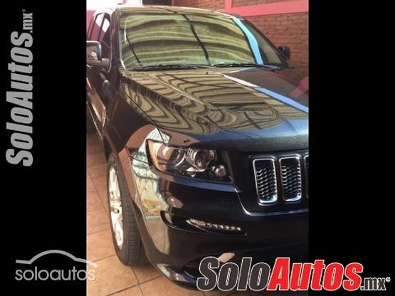 2013 Jeep Grand Cherokee SRT8 V8 6.4L Hemi 4X4