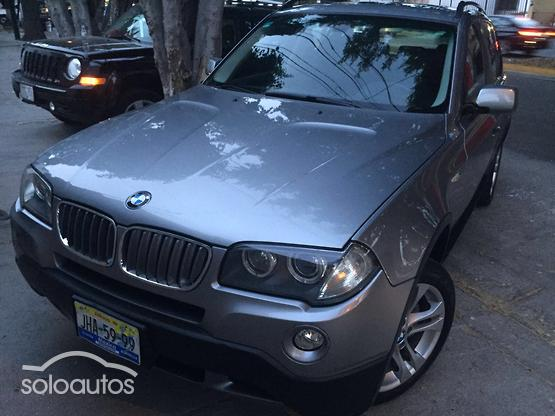 2009 BMW X3 3.0siA Sound Package AT