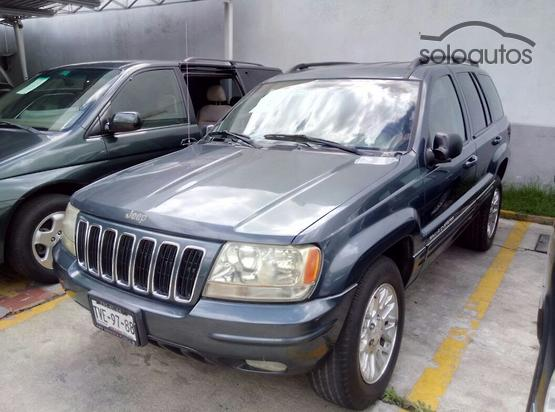 2002 Jeep Grand Cherokee LIMITED 4X4 V8