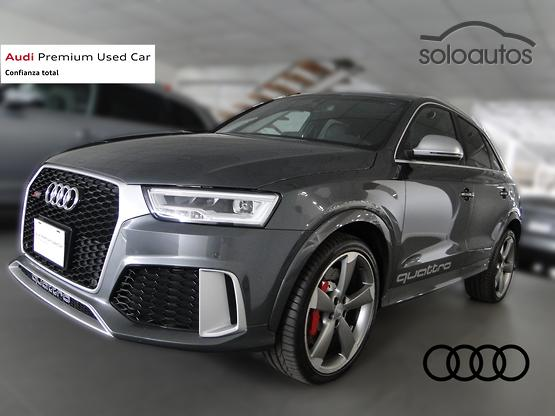 2017 Audi RS Q3 RS Q3 Performance