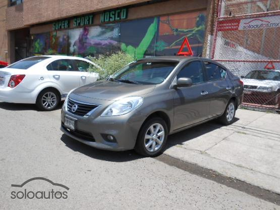 2012 Nissan Versa Advance TM AC