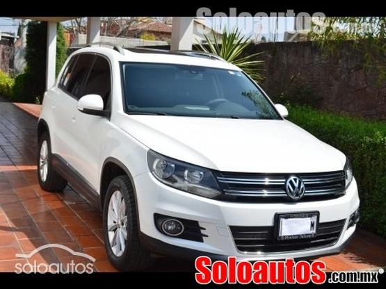 2013 Volkswagen Tiguan Turbo Piel Track & Fun AT