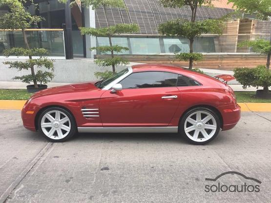 2005 Chrysler Crossfire MT