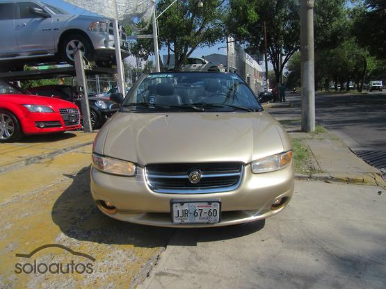 1997 Chrysler Sebring CONVERTIBLE PIEL