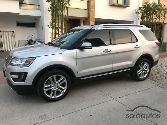 2016 Ford Explorer Limited V6 4WD