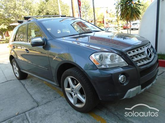 2010 Mercedes-Benz Clase M ML 350 Lujo