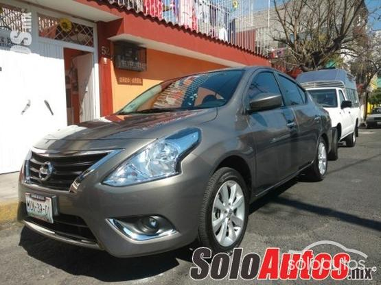 2015 Nissan Versa Advance TM AC