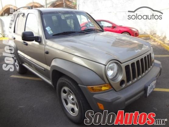 2006 Jeep Liberty Limited 4X2