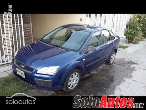 2008 Ford Focus Europa Ambiente MT
