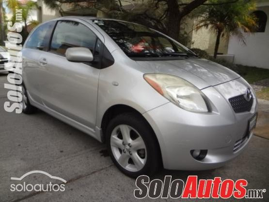 2008 Toyota Yaris RS MT 3ptas