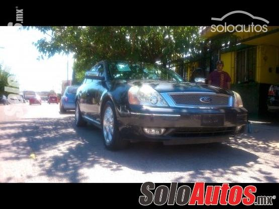 2007 Ford Five Hundred SEL Piel