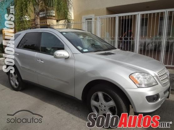 2008 Mercedes-Benz Clase M ML 350 Lujo
