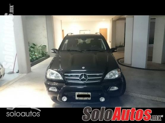 2004 Mercedes-Benz Clase M ML 500