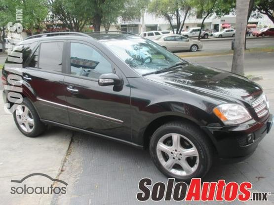 2006 Mercedes-Benz Clase M ML 350