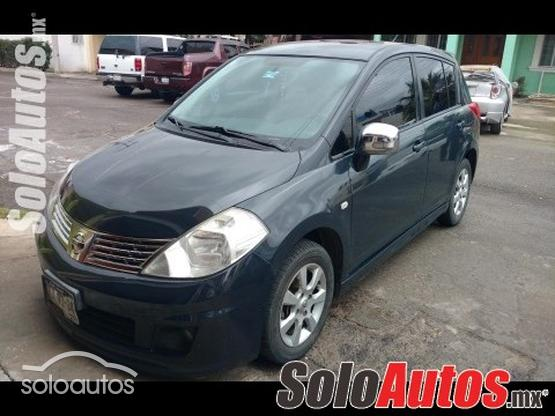 2009 Nissan Tiida HB Emotion TA