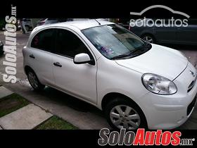 2012 Nissan March Advance TM