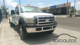 2007 Ford F-550 Super Duty Diesel