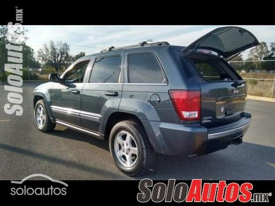 2007 jeep grand cherokee limited hemi