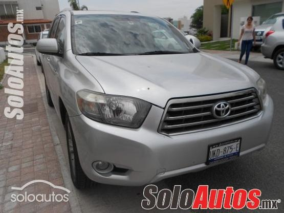 2008 Toyota Highlander 3.5 Base AT