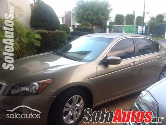 2009 Honda Accord LX L4 AT