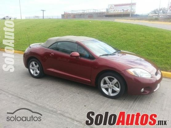2007 Mitsubishi Eclipse GT Convertible MT