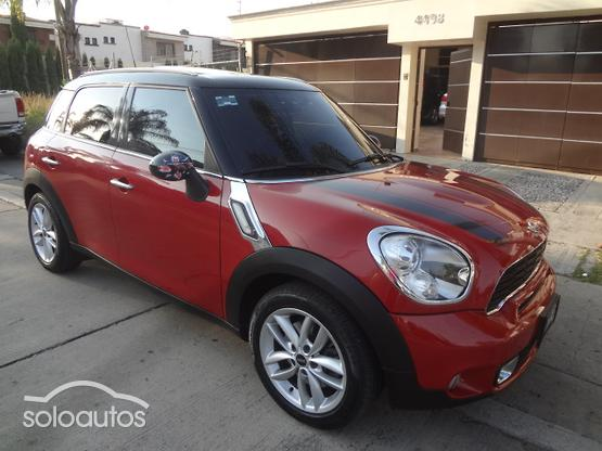 2014 MINI Countryman John Cooper Works Hot Chili AT