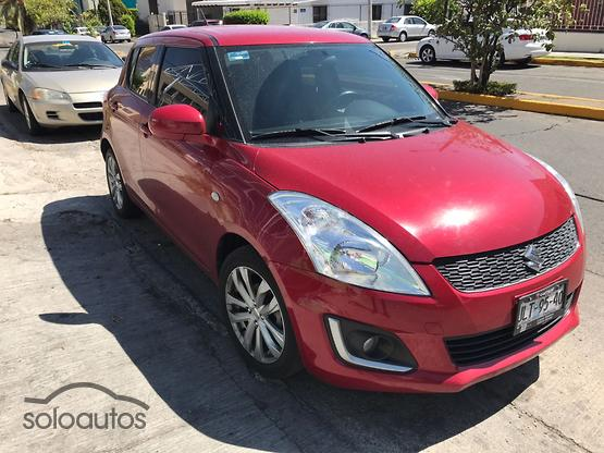 2015 Suzuki Swift 1.4 GLS TM
