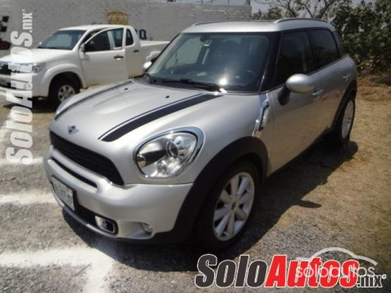 2012 MINI Countryman S Chili TA