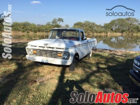 FORD F-100 1963