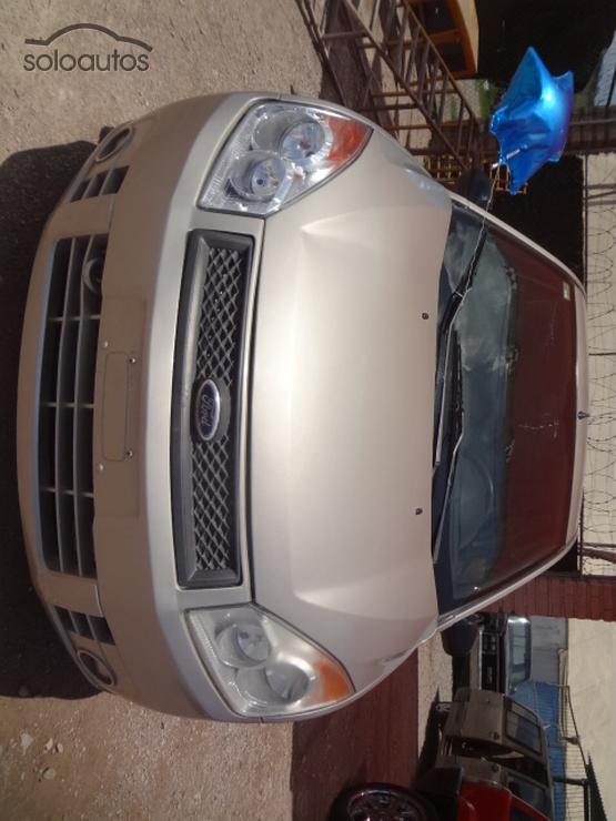 2009 Ford Fiesta Sedan First AC