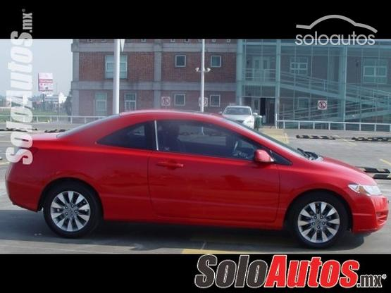 2009 Honda Civic EX AT 2drs