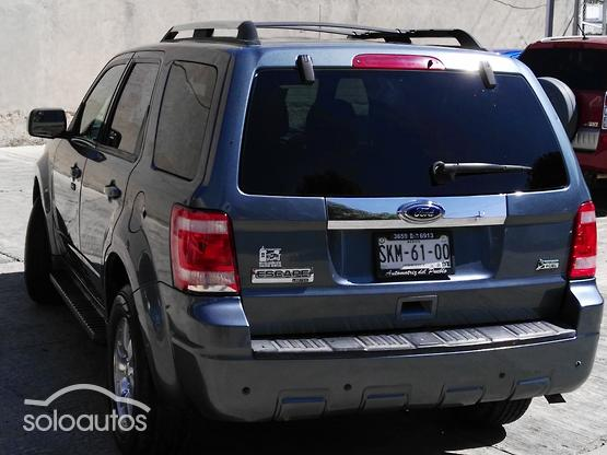 2010 Ford Escape Limited V6 TA