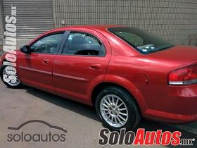 2005 Chrysler Cirrus LXI Tela Turbo